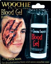 Woochie Blood Gel 1oz, Cinema Secrets, BL001
