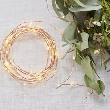 Ginger ray or rose led string table lights 3M-mariage/fête décoration