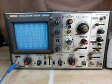 Hitachi V-1050F 100MHz Oscilloscope w/Vinyl Cover
