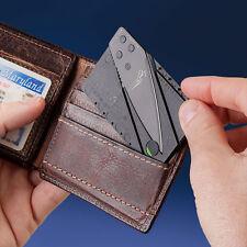 Credit Card Folding Knife for Wallet