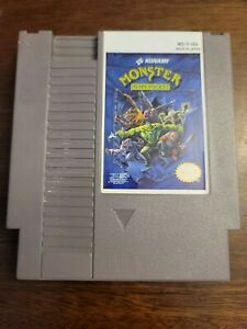 Monster in My Pocket (Nintendo Entertainment System) Game Only - Tested