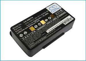 2200mAh Battery For GPSMAP 276,GPSMAP 276c,GPSMAP 296,GPSMAP 396,GPSMAP 496 New