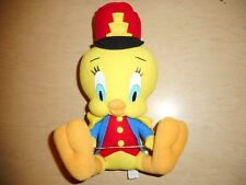 Russell Stover Candies Looney Tunes Tweety Bird Plush Toy w/ Tag Attached