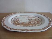 "Vintage Mason's Ironstone Quail Platter England 15.5"" #2"