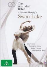The Australian Ballet Graeme Murphy's Swan Lake DVD R4