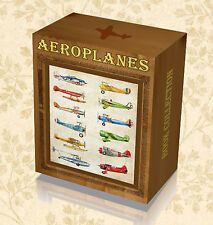 130 Rare Airship Early Aircraft Books on DVD Balloon Flight Airplane WW1 War G1