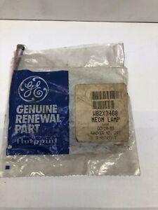 General Electric (GE) WB2X3468 NEON LAMP
