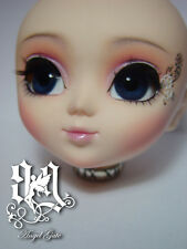 AngelGate OOAK Girl Doll Head-River fit for Obitsu,Pullip Body Fixed Price