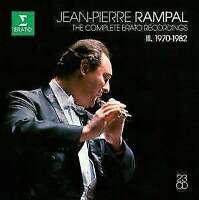 Jean-pierre Rampal - The Complete Erato Recordings NEW CD