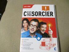 """DVD NEUF """"C'EST PAS SORCIER - LES 5 CINQ SENS"""" Fred & et Jamy"""