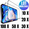 Wholesale Bulk Glass Tempered Full Screen Protector Lot For iPhone 12 12 Pro Max