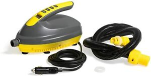 Hydro-Force Auto-Air Electric Air Pump 12V for SUP, Stand Up Paddle Boards