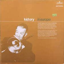 Kid Ory - In Europe (LP, Album, Mono, RE) Vinyl Schallplatte - 169212