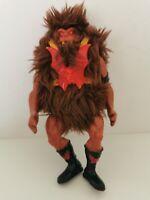 "GRIZZLOR He-Man Masters of the Universe MOTU Original Vintage 1980s figure 6"""