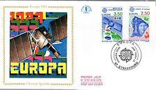 2696/7+ FDC  ENVELOPPE 1er JOUR  CEF EUROPA  OBLITERATION  STRASBOURG