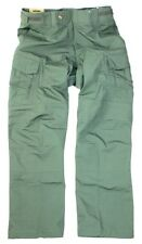 BLACKHAWK! BHI Warrior Wear MDU OD Green Tactical Slick Pants 34x34 SWAT HPFU