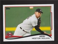 2014 Topps Pro Debut #5 Nestor Molina - NM-MT