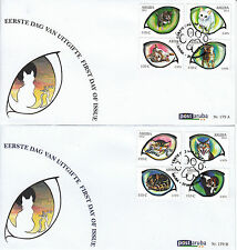 Cats Covers Animal Postal Stamps