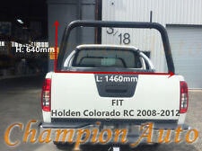 3'' Black Powder Coated Steel Ladder Rack Holden Colorado RC 2008-2011 TUB