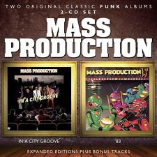 Mass Production - In A City Groove / 83 [New CD] UK - Import