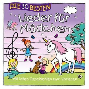 DIE 30 BESTEN LIEDER FÜR MÄDCHEN - Neu & cellophaniert!