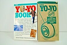 The YoYo Book With A Fixed Axle Wooden YoYo