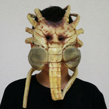 US! Alien Facehugger 1:1 Replicated Horrific Mask Halloween Adults Cosplay Props