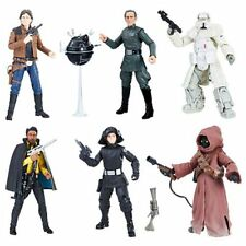 Star Wars The Black Series 6-Inch Action Figure Wave 16 Case, Set of 8, Hasbro