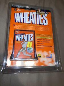 1999 Wheaties 75 Years Of Champions 24K Gold Signature Mark McGwire-NIP!