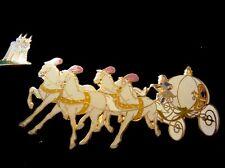 Cinderella Coach and Castle Disney 2 Pin Set