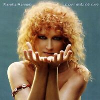 LP 33 Fiorella Mannoia Il Movimento Del Dare Italy 2008 Battiato Ferro Limited