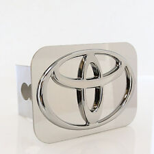 Toyota Chrome Logo Chrome Hitch Cover Plug