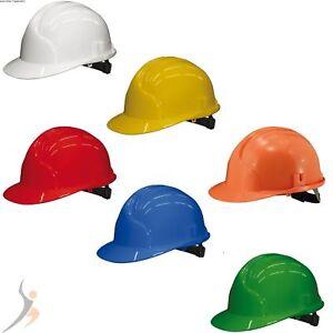 BAUHELM Schutzhelm Helm Bauarbeiterhelm Arbeitshelm EN397 Gr 53 bis 61