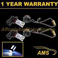 2x HB4 9006 BIANCO 4 CREE LED Anteriore Faro Proiettore Lampadine Xeno hl503001