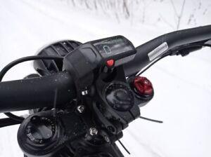 Sur-Ron X Speedometer center mount adapter