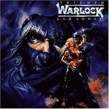 Warlock Triumph and agony (1987) [CD]