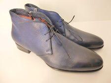 SANTONI Schuhe Herrenschuhe Businessschuhe - GR. 9 (43) - NEU/ORIGINAL