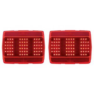 United Pacific FTL6401LED-2 1964 1/2-1966 Ford Mustang LED Tail Light Set