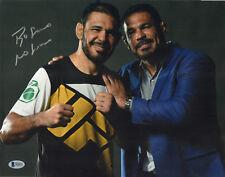 ANTONIO ROGERIO NOGUEIRA SIGNED AUTO'D 11X14 PHOTO BAS COA UFC 140 PRIDE NOG H