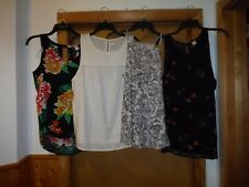 Sleeveless Blouses Old Navy XL,L,S,Multi Color 100% rayon viscose & 100% cotton