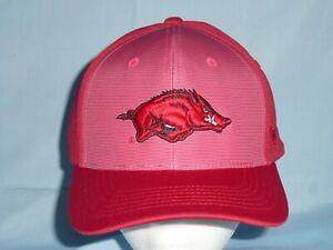 ARKANSAS RAZORBACKS Mist style CAP/HAT  T.O.W. One Size Fits All NWT  $25 retail