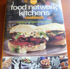 Food Network Kitchens Cookbook, 2003, Hardcover with Dust Jacket