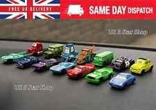 14 NEW Pixar Disney Cars 1-2 Bundle set Action Figure classic toys + Cake topper