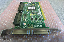 DELL Adaptec PCI-X133 Ultra 320 SCSI Scheda Controller di interfaccia ASC-39320A/DELL