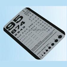 2 Brand New Pocket Rosenbaum Eye Exam test Charts - 2 Pieces