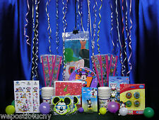 Mickey Mouse Party Set # 15  Mickey Mouse Party Supplies for 16