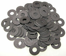100 Tattoo Machine Black Fiber Coil Core Washers, binder Parts, wire parts USA