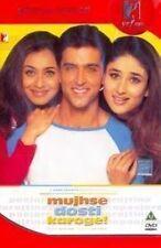 Mujhse Dosti Karoge! (Hindi DVD) (2002) (English Subtitles) (Original DVD)