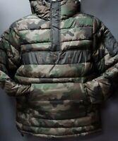Unisex Rebel Minds Bubble Jacket - Camouflage