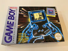 Vintage Original Nintendo Game Boy Box 1990s Good Condition All Flaps Intact